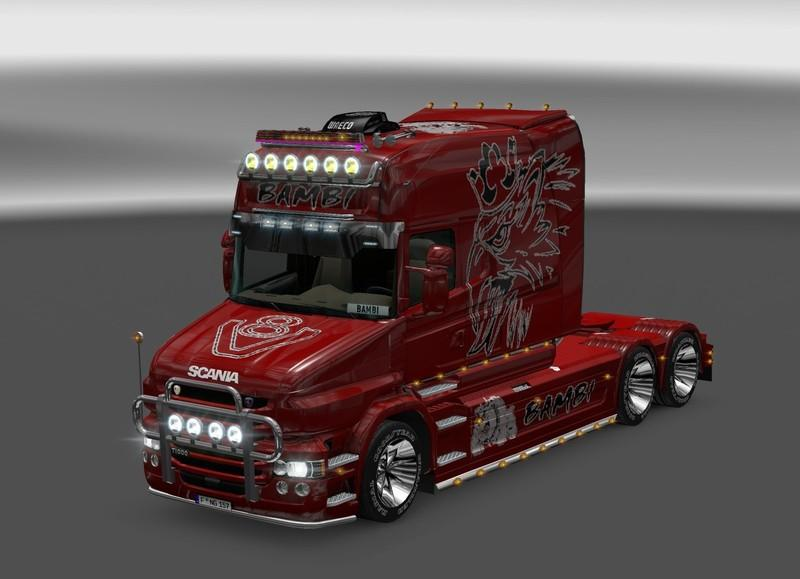 Scania T Greif V1 0 Ets2 Mods Euro Truck Simulator 2
