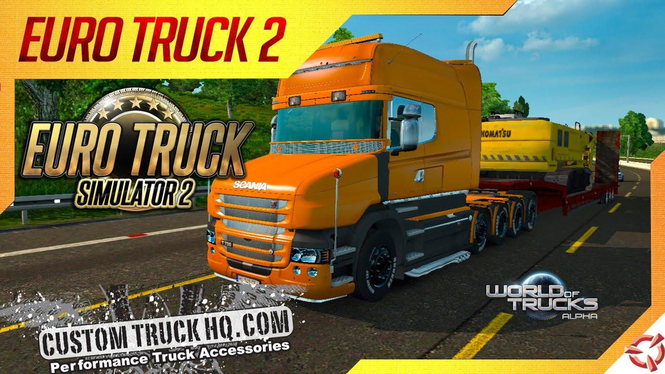 scania t tuning ets2 mods euro truck simulator 2. Black Bedroom Furniture Sets. Home Design Ideas