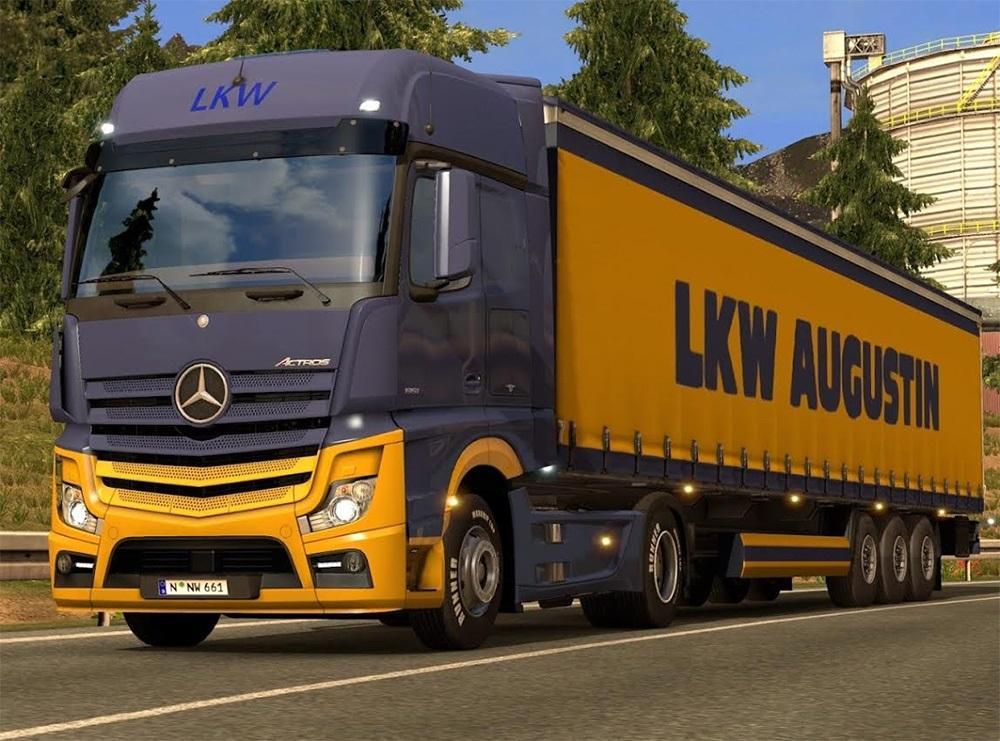 lkw truck simulator