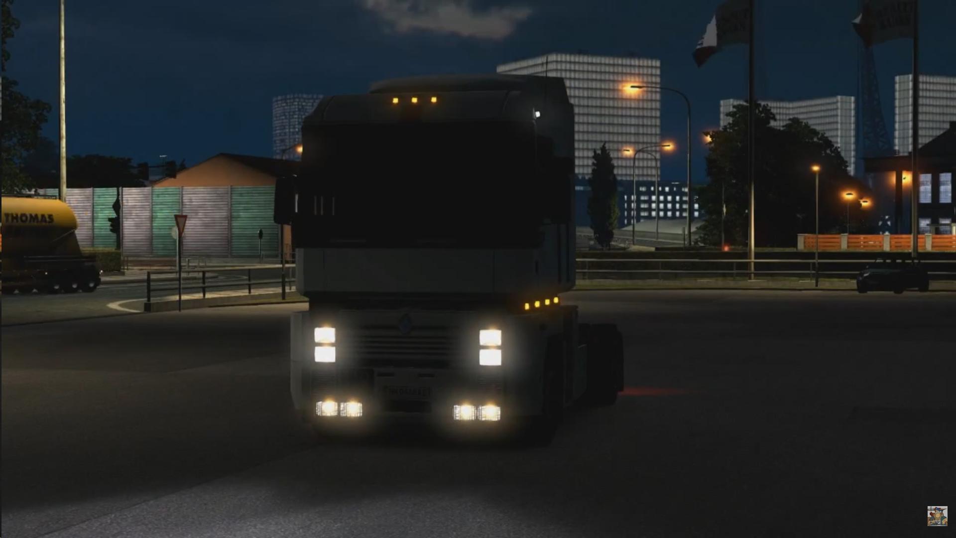 renault magnum integral ets2 mods euro truck simulator 2 mods ets2mods lt. Black Bedroom Furniture Sets. Home Design Ideas