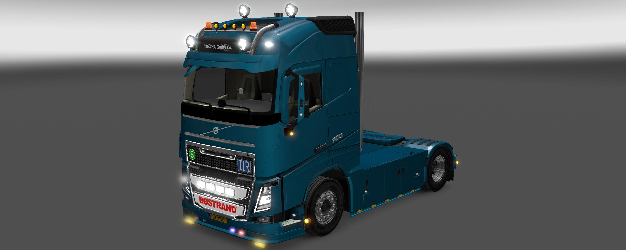 Volvo Fh 2013 Ohaha V18 8s Ets2 Mods Euro Truck