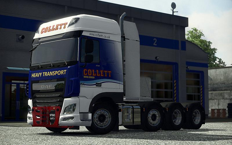 CHASSIS ADDON DAF E6 1.4 Heavy-haulage-chassis-addon-for-daf-e6-1-4_1