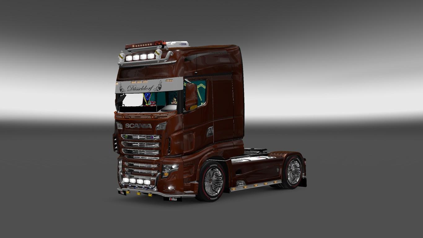 Eaa bus pack v1 6 mod euro truck simulator 2 mods - Scania R700 V2 1 21 Euro Truck Simulator 2 Mods