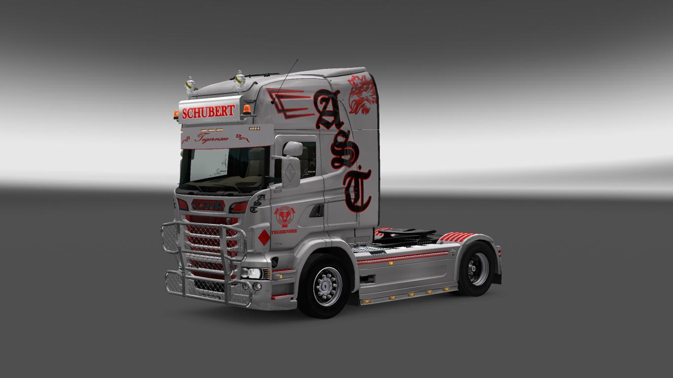 Schubert Pack Scania Rjl Ets  Mods Euro Truck Simulator  Mods Etsmods Lt