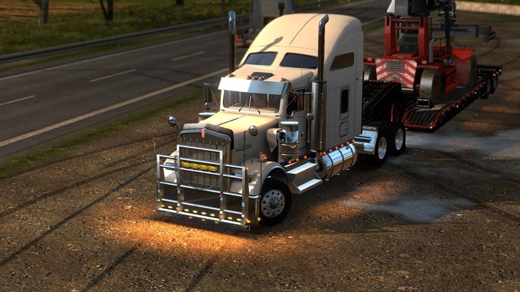 Kenworth w900 121x ets 2 mods euro truck simulator 2 mods kenworth w900 1 21 x1 sciox Choice Image