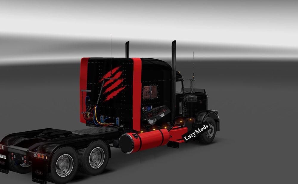 peterbilt-mad-cats-skin_2