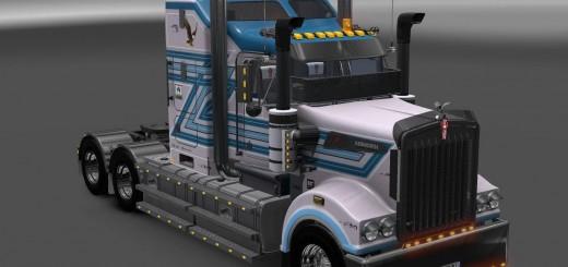 Kenworth Archives | ETS2 mods | Euro truck simulator 2 mods
