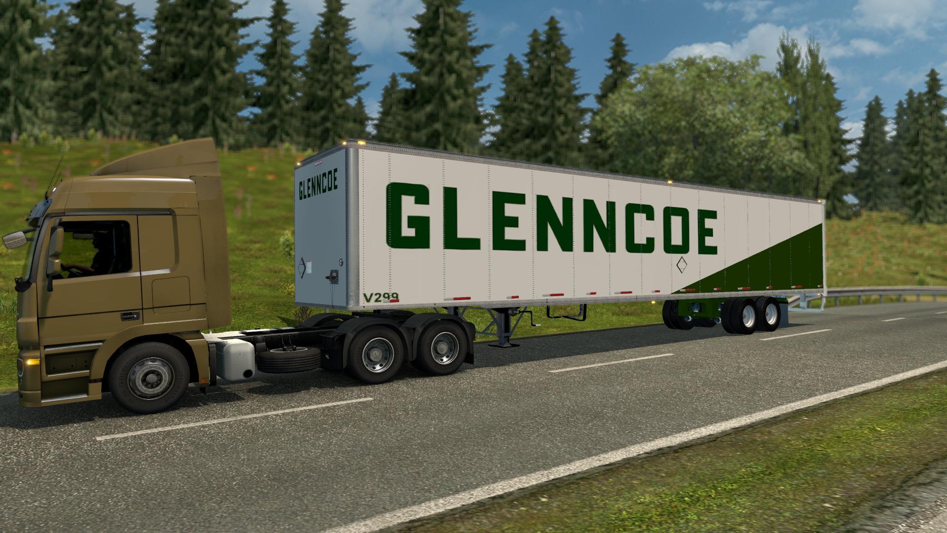 Wabash Duraplate Dryvan Ets2 Mods Euro Truck Simulator 2 Mods Ets2mods Lt