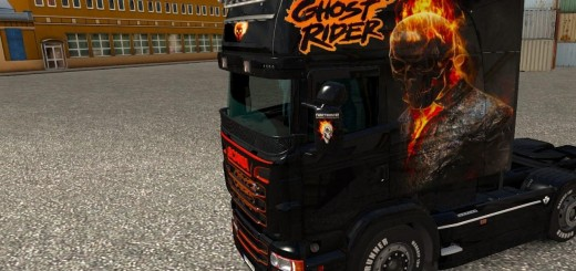 ghost-rider-skin-for-scania-rjl_1