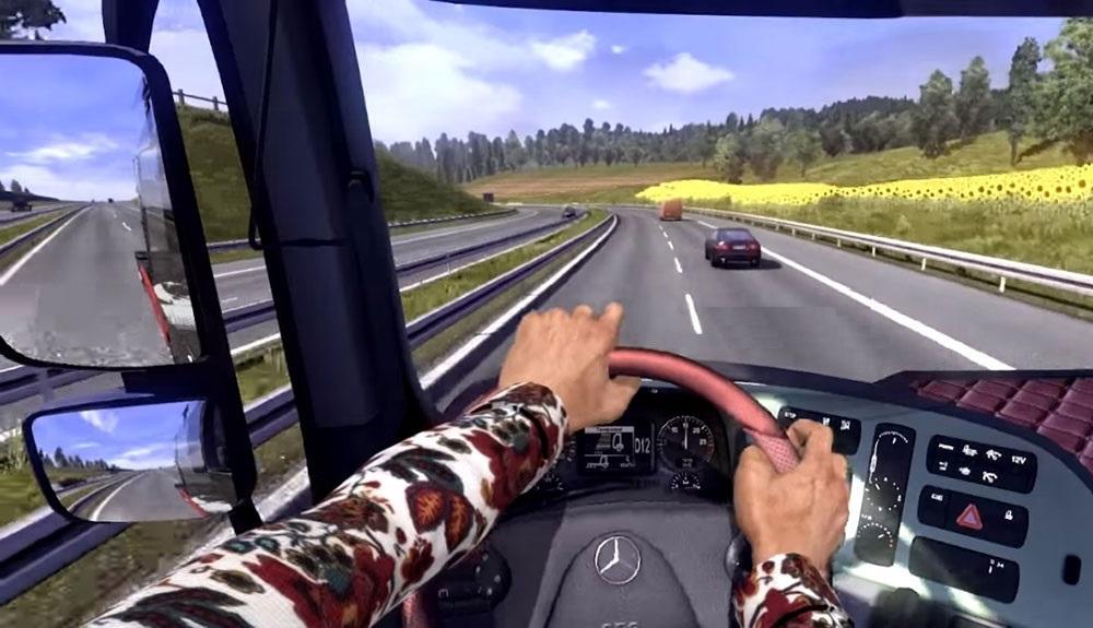 Скачать Евро Трек Симулятор 2 1.25.2.6 с Модами