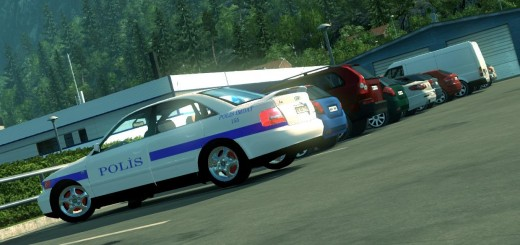 turkish-police-car-skin-for-audi-a4-1-1_1