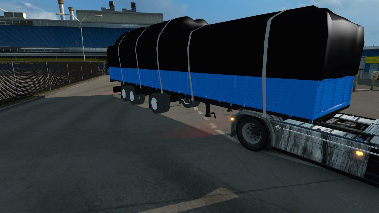 ARGENTINA TRAILER PACK V ETS Mods Euro Truck Simulator - Argentina map ets2