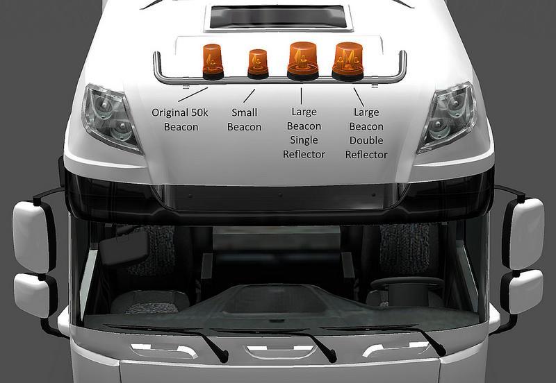 Beacon Pack V1 1 Ets2 Mods Euro Truck Simulator 2 Mods