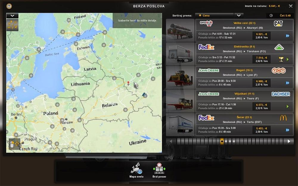 GOOGLE MAPS TERRAIN MAP BY GIBANICA | ETS2 mods | Euro truck
