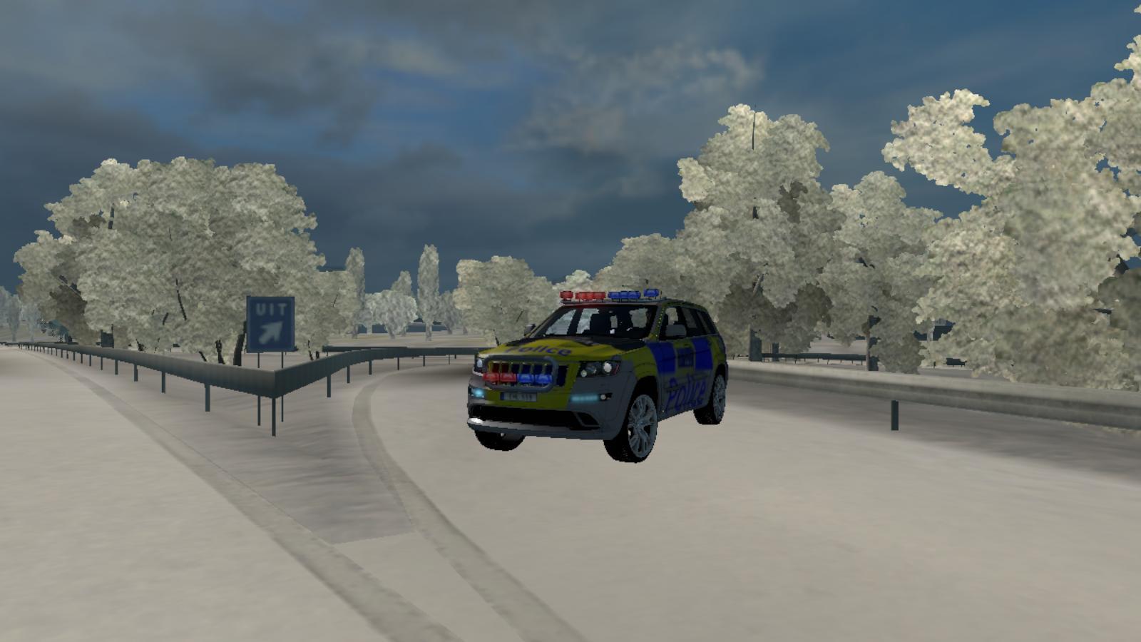 Police Car Pack 1 22 Ets2 Mods Euro Truck Simulator 2