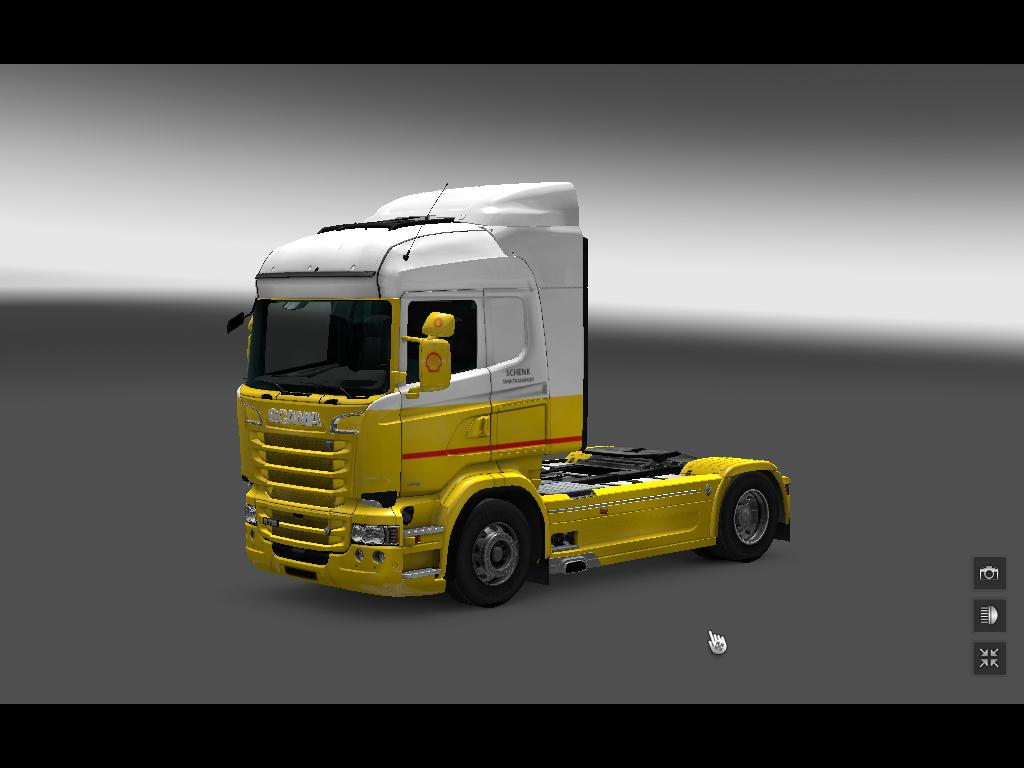 Iveco strator and volvo fh 2013 tuning euro truck simulator 2 mods - Shell Schenk Scania Rjl Trailer Standalone Ets 2 Mods