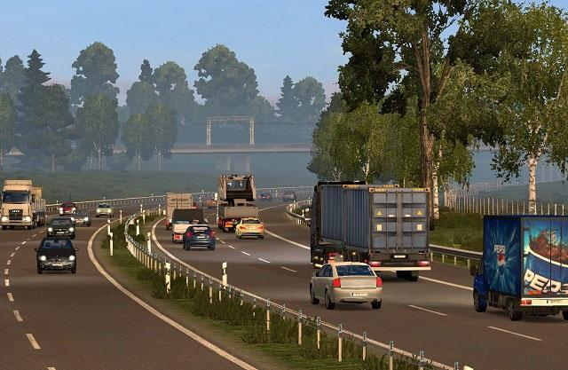 TRAFFIC DENSITY AND SPEED LIMITS FOR 1 22 X | ETS2 mods