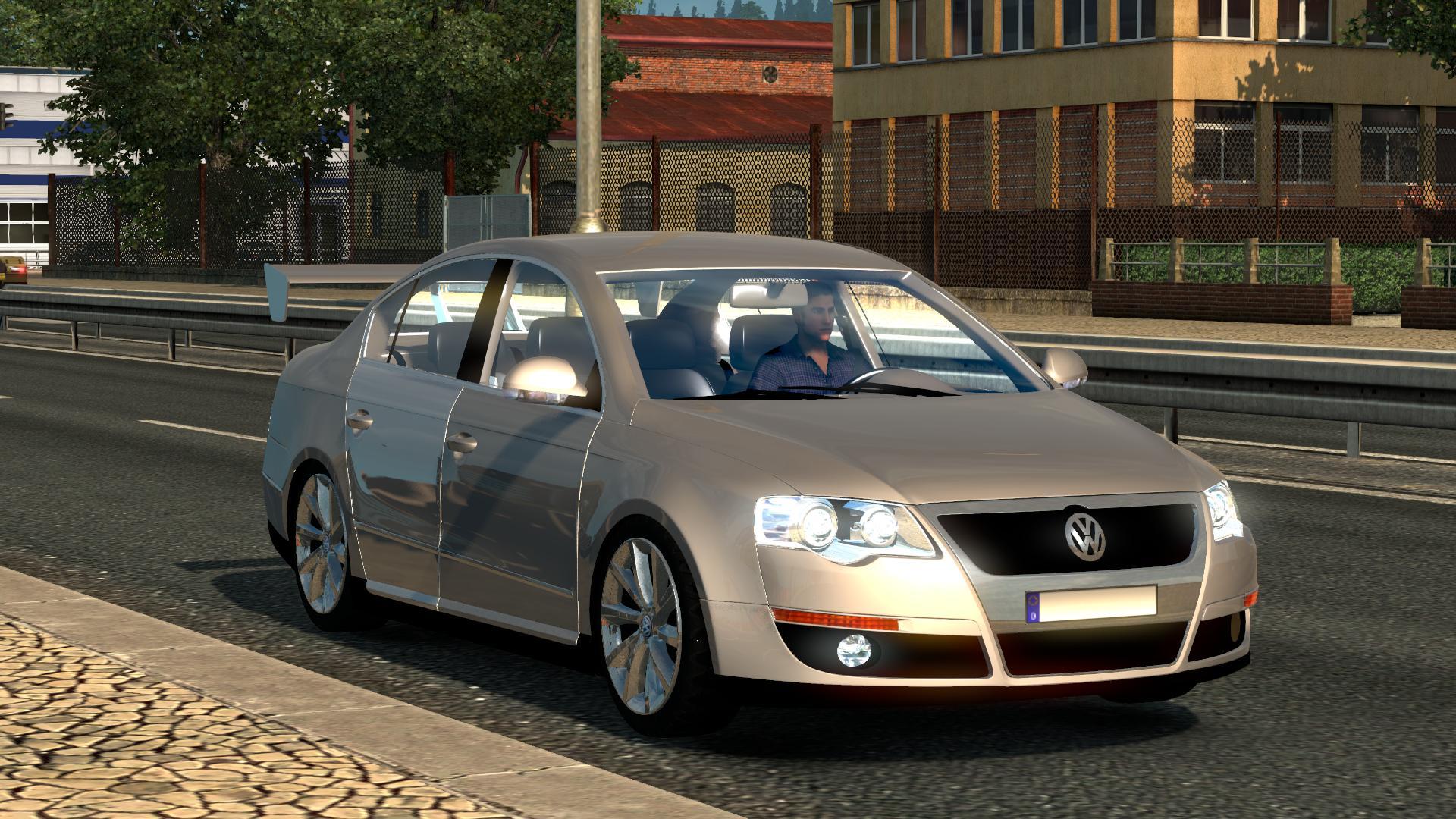 Volkswagen Passat B6 Beta V0 2 Ets2 Mods Euro Truck Simulator 2
