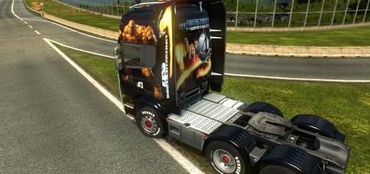 fantastic-four-skin-for-scania-trucks_1
