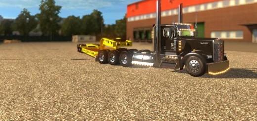 kenworth-w900l-with-american-tri-axle-lowboy_1