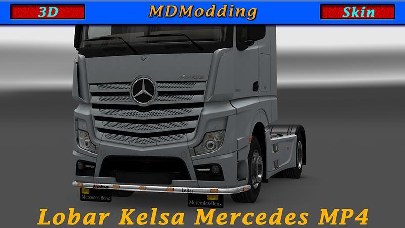 lobar kelsa mercedes mp5 ets2 mods euro truck. Black Bedroom Furniture Sets. Home Design Ideas