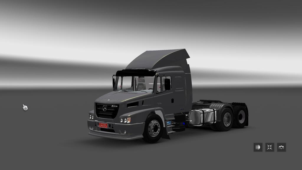 Mercedes Benz Atron 1635 V2 Ets 2 Mods Euro Truck