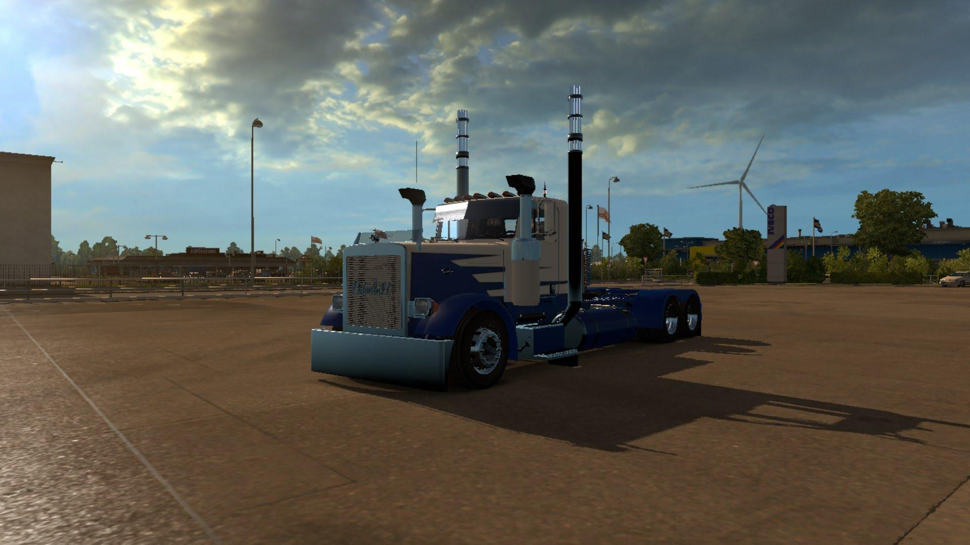 Iveco strator and volvo fh 2013 tuning euro truck simulator 2 mods - Modified Peterbilt 389 V1 10 Beta Ets 2 Mods Euro