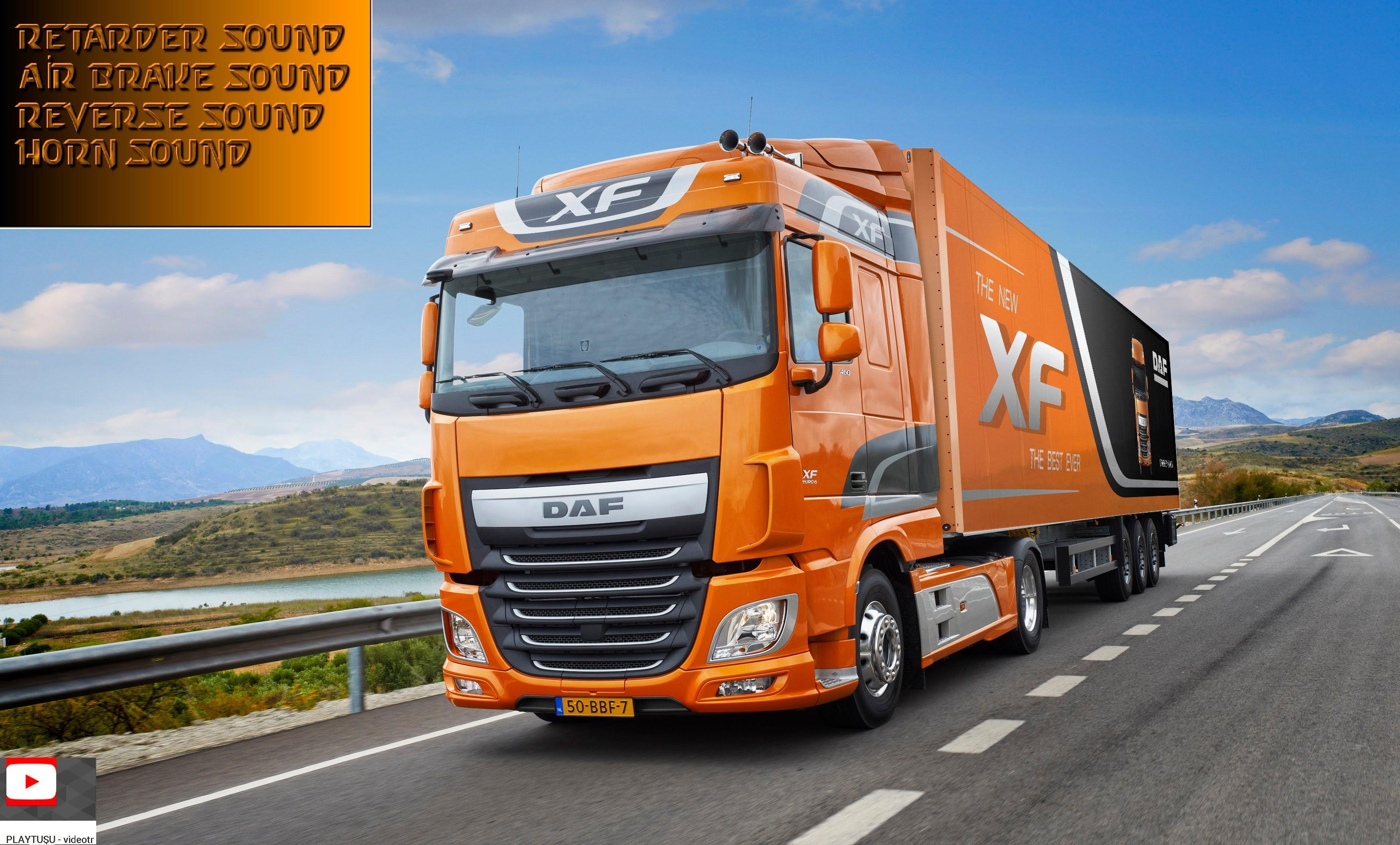 daf xf euro 6 sound pack ets2 mods euro truck. Black Bedroom Furniture Sets. Home Design Ideas
