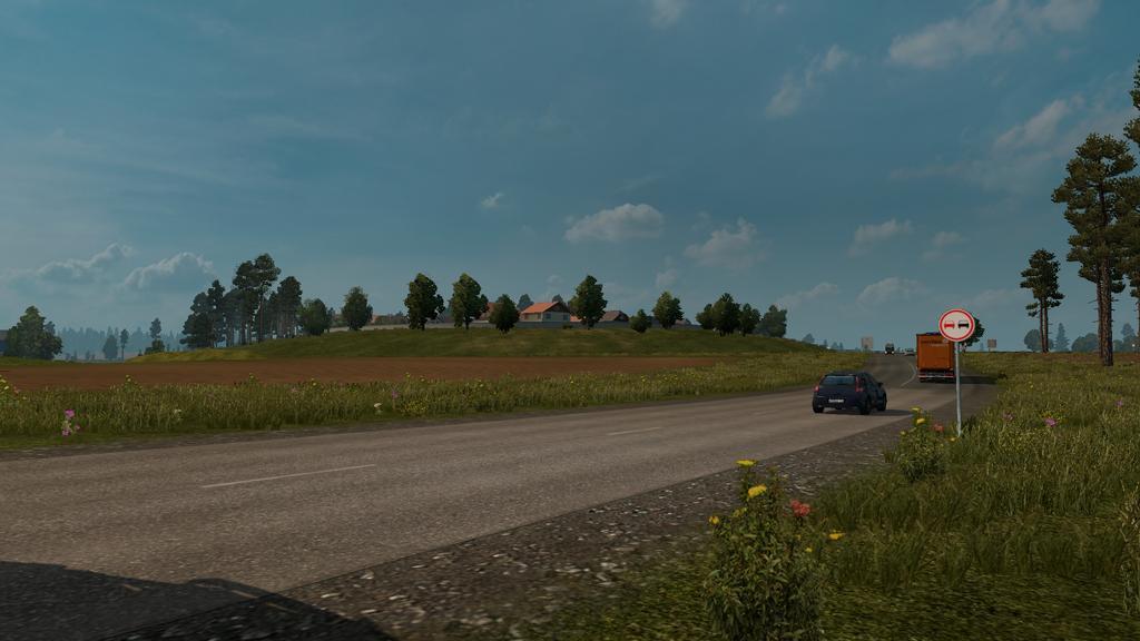 RUSMAP ETS Mods Euro Truck Simulator Mods - R us map