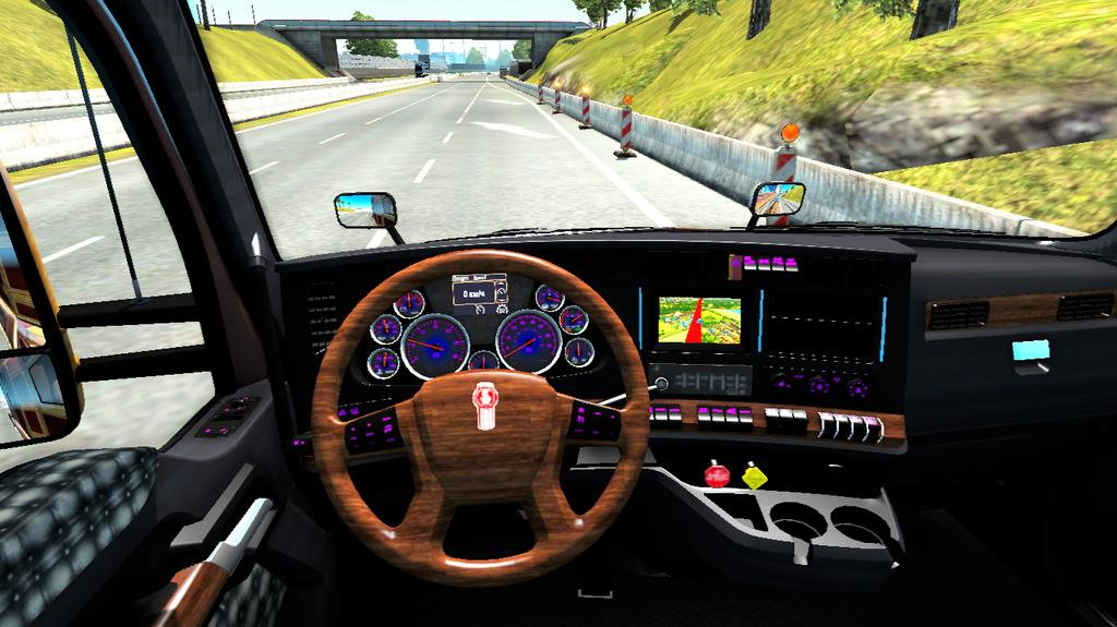 Kenworth T680 New Classic Interior 1 22 2