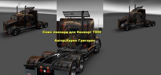 kenworth-t800-leopard-skin_1