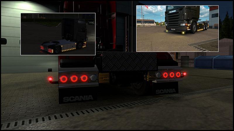 LIGHTPACK V1 1 | ETS2 mods | Euro truck simulator 2 mods - ETS2MODS LT