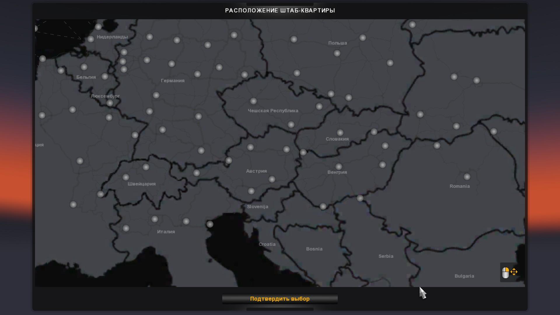 Mario Map Europe America Russia 1 23 Ets2 Mods Euro Truck