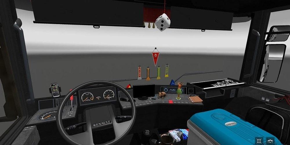 renault truck mega pack ets2 mods euro truck simulator 2 mods ets2mods lt. Black Bedroom Furniture Sets. Home Design Ideas