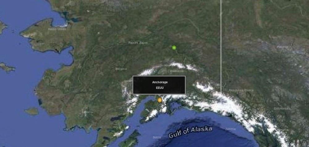 ALASKA MAP V ETS Mods Euro Truck Simulator Mods - Argentina map ets2