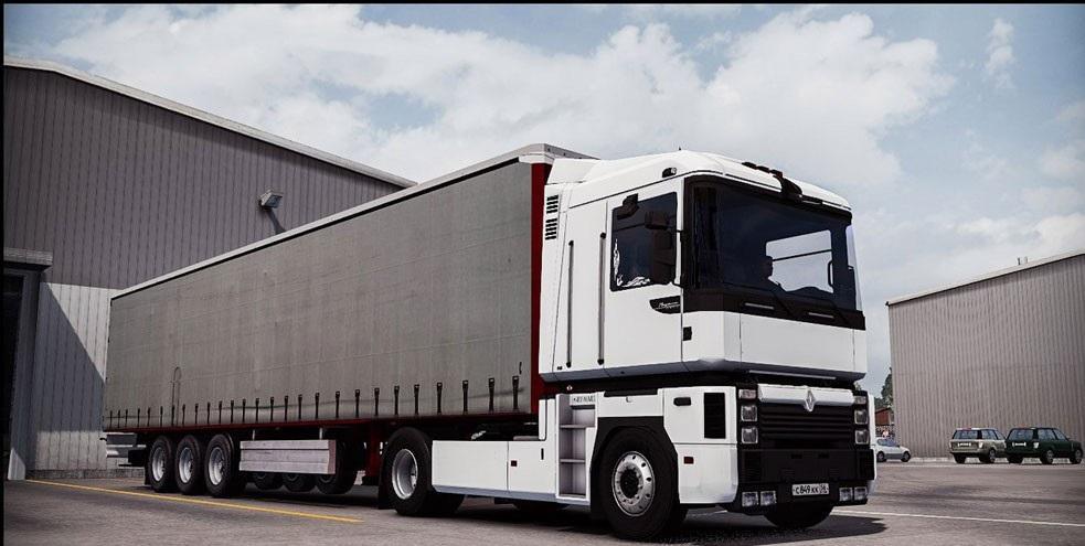 renault integral 390 1 0 1 ets 2 mods euro truck simulator 2 mods ets2mods lt. Black Bedroom Furniture Sets. Home Design Ideas