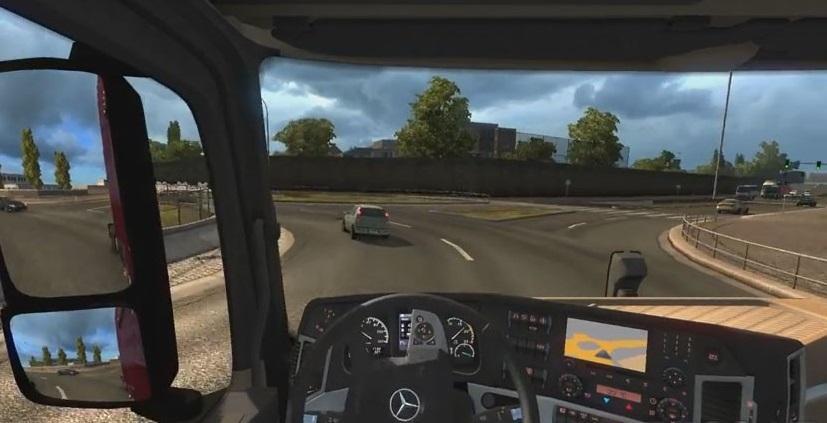 Horn mercedes benz o 302 1 24 1 ets2 mods euro truck for Mercedes benz horn