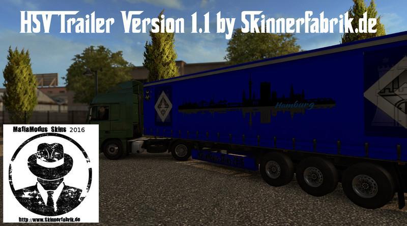 Eaa bus pack v1 6 mod euro truck simulator 2 mods - Hsv Trailer V 1 1 1 Ets 2 Mods Euro Truck Simulator 2