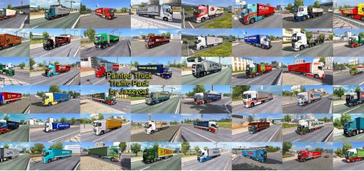 painted-truck-traffic-pack-by-jazzycat-v2-2-2_2