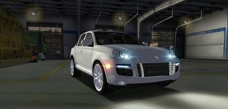 porsche cayenne turbo 2012 ets2 mods euro truck. Black Bedroom Furniture Sets. Home Design Ideas