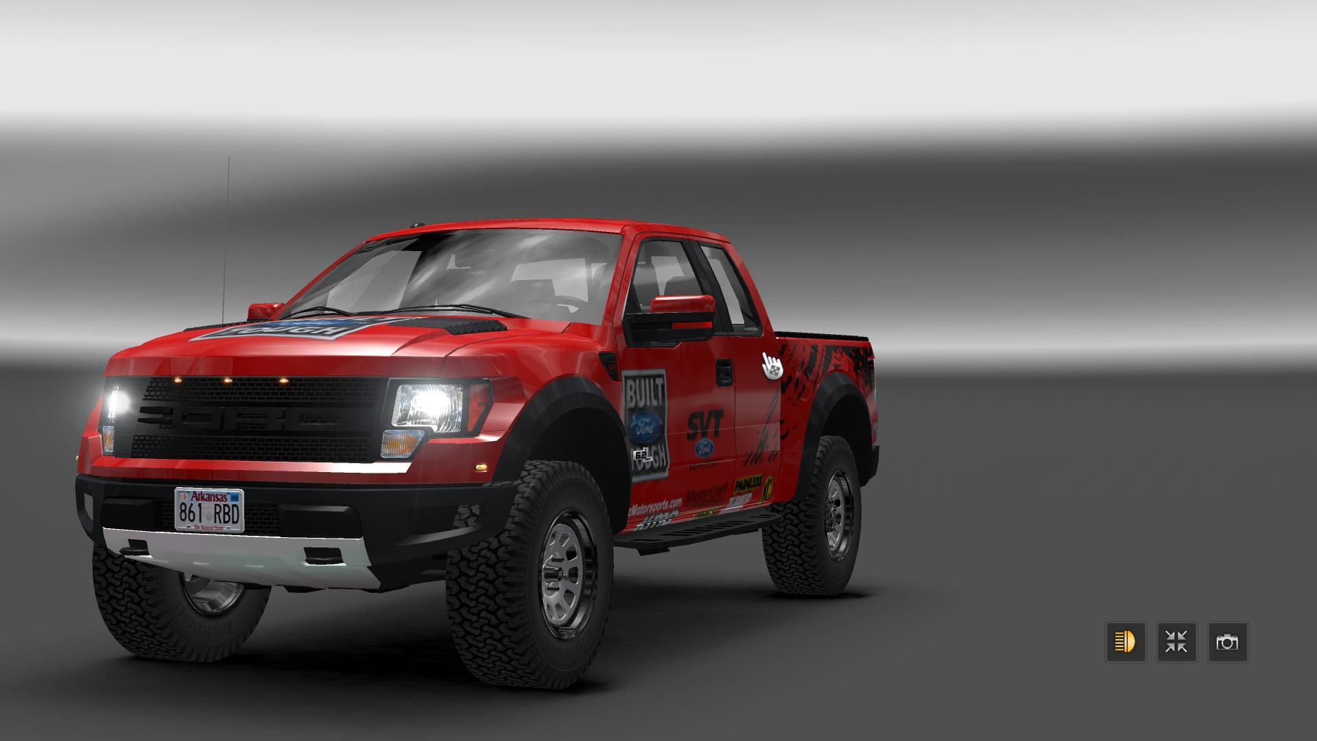 Accesorios Para Trocas Ford F150 >> Ford F150 Svt Raptor V2 0 For 1 24 Ets2 Mods Euro Truck