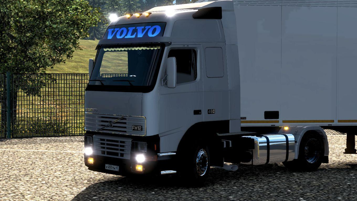 Volvo Fh 12 16 I Generation V1 2 Fixed Ets2 Mods Euro