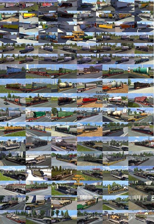 ADDONS FOR THE TRAILERS & CARGO PACKS V4 2 FROM JAZZYCAT