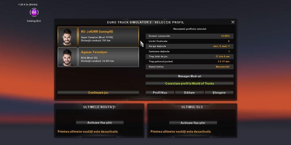 SAVE GAME PROMODS & ROMANIA MAP | ETS2 mods | Euro truck simulator 2