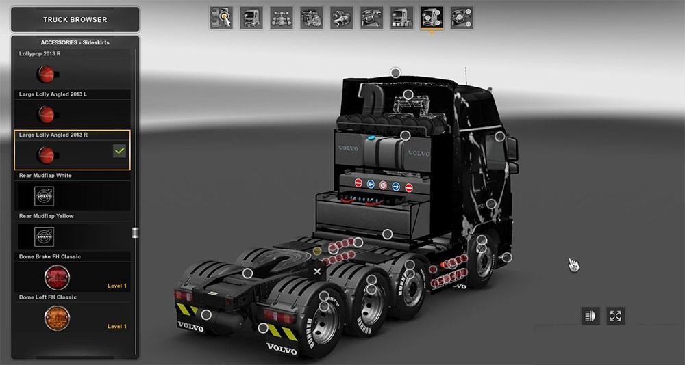 Volvo Fh16 Classic Heavy Duty Addon V1 0 Beta Ets2 Mods