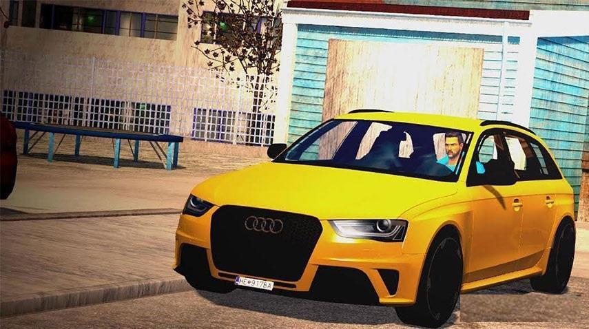 AUDI RS4 V1 25 | ETS2 mods | Euro truck simulator 2 mods
