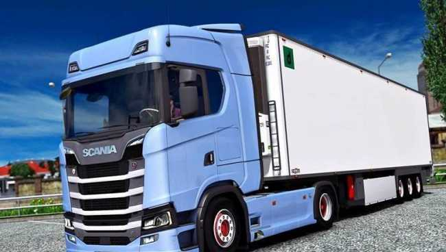 SCANIA S730 FULL TRUCK | ETS2 mods | Euro truck simulator 2
