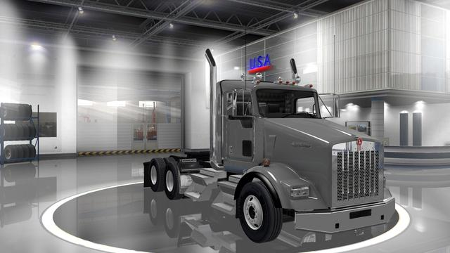 Pak American Truck Version 2 0 1 Adapted To Patch 26 Present In Traffic And Orders All Agencies Gruzaviki Of Ats Adds The