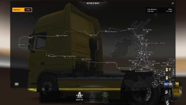 Download mod map jateng v2 ets2 v1 30 – mankupervmu