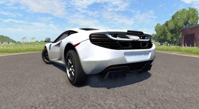 MCLAREN P1 V1 | ETS2 mods | Euro truck simulator 2 mods